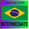 Portuguese Language Level Brazil INTERMEDIATE by PicOfLanguages