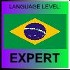 Portuguese Language Level Brazil EXPERT by PicOfLanguages