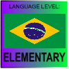 Portuguese Language Level Brazil ELEMENTARY by PicOfLanguages