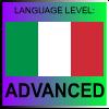 Italian Language Level ADVANCED by PicOfLanguages