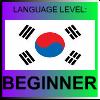 Korean Language Level BEGINNER by PicOfLanguages