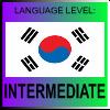Korean Language Level INTERMEDIATE by PicOfLanguages