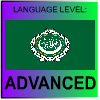 Arabic Language Level ADVANCED by PicOfLanguages