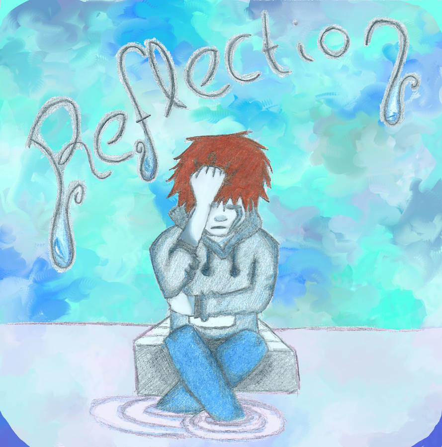 Loosing Your Reflection... by IceColdFireyAngel