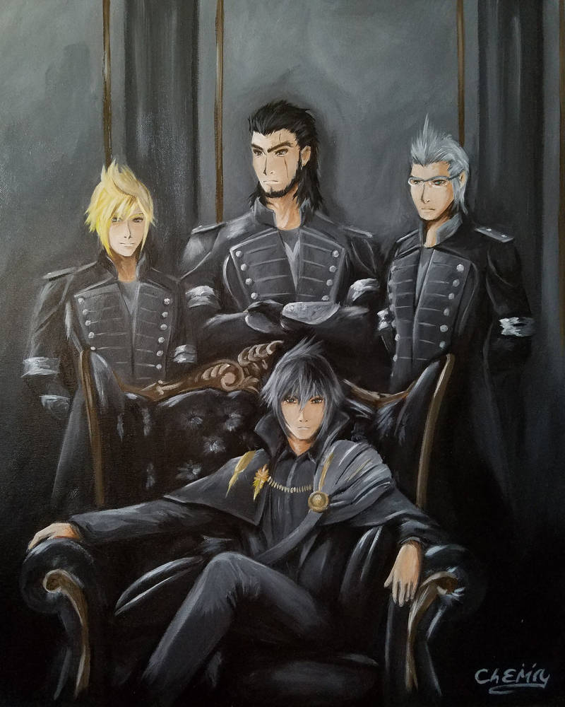 Chocobros in Lucian Detail