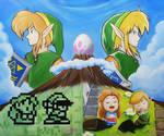 Link's Awakening Tribute