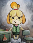Isabelle Painting