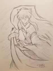 Inu-Yasha Sketch
