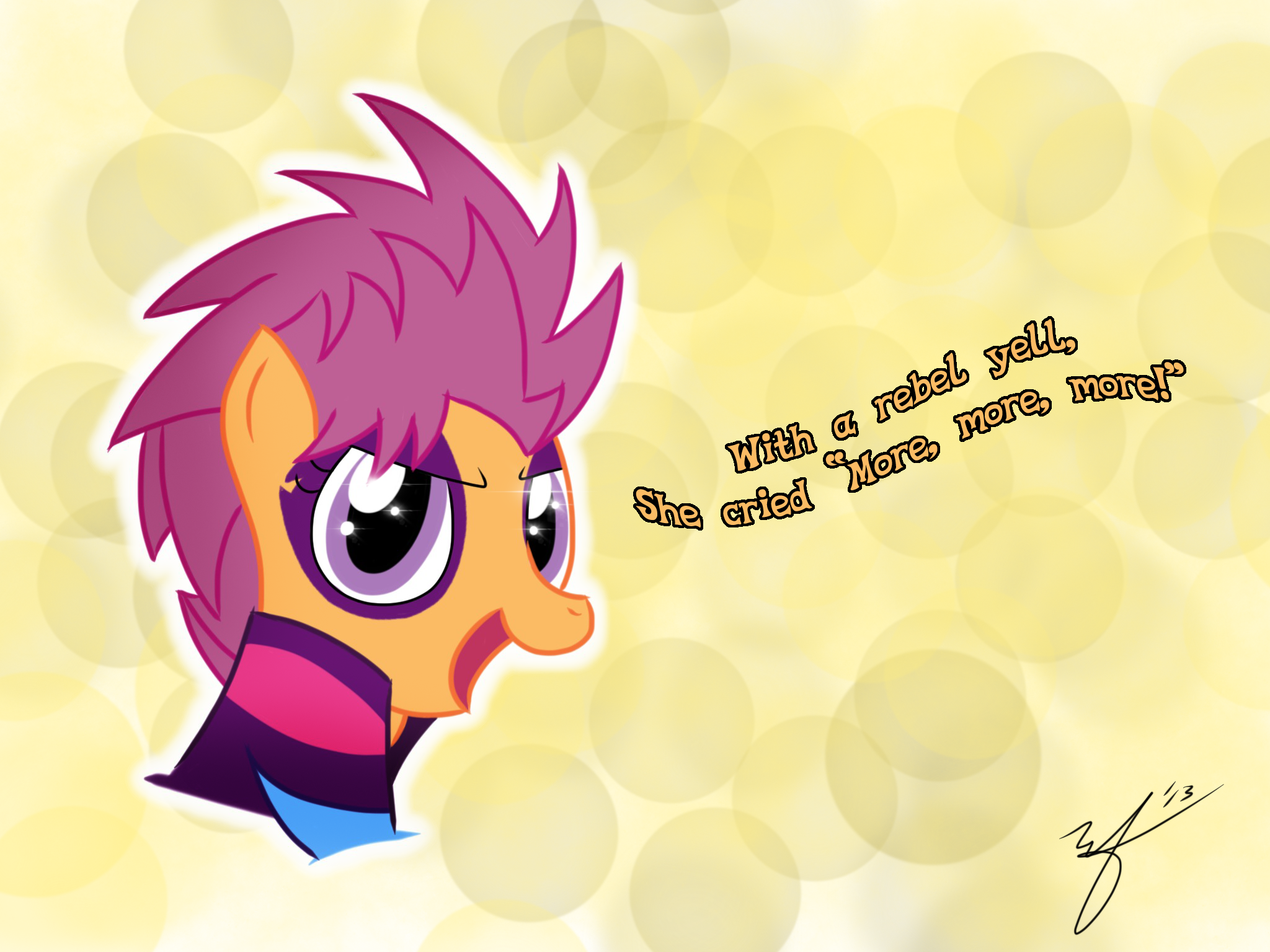 Filly Idol - Week 118 by stuhp