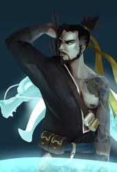 Hanzo by Moofle