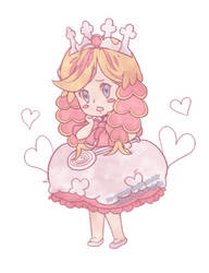 Little King's Story: Apricot Doodle