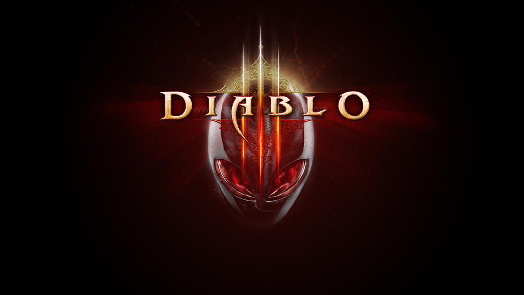 Diablo Alienware Wallpaper by endzlim ...