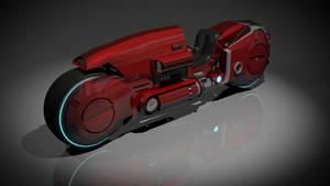 Sci-fi Bike V2