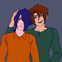 Half n' Half - Rei and Tsutoshi