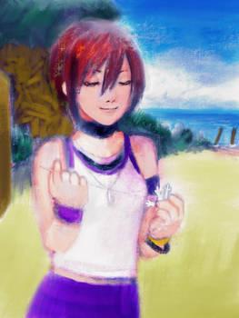 Kingdom Hearts - kairi