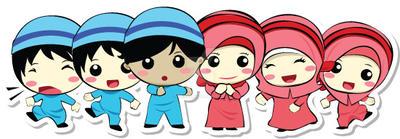 anak muslim by Rheena on DeviantArt