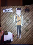 The Hobbit Steampunk Costume Design: Thorin