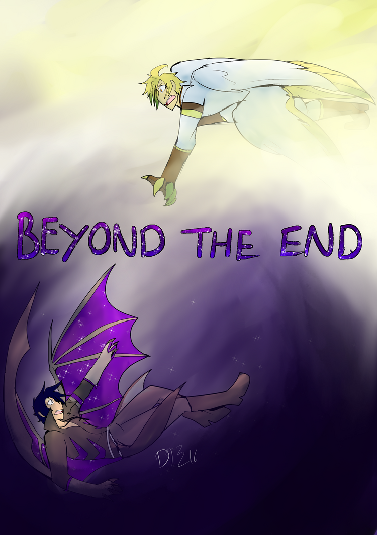 Beyond the End by DuskDragonXIII