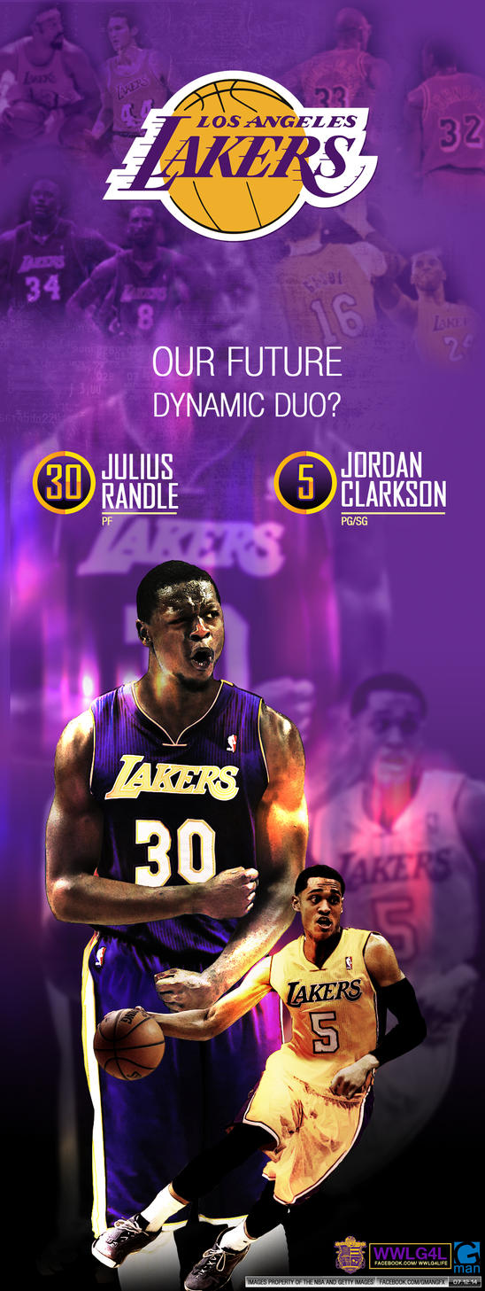 Lakers Future Duo by YaDig
