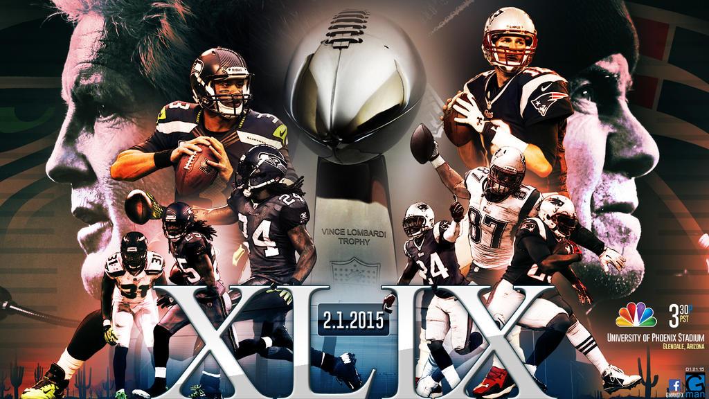 Super Bowl XLIX by YaDig