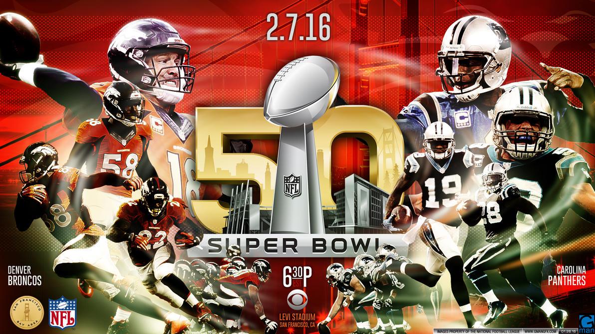 Super Bowl 50 by YaDig