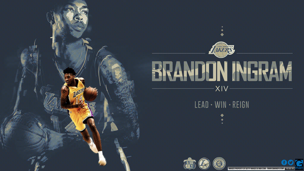 Brandon Ingram Lead Win Reign by YaDig