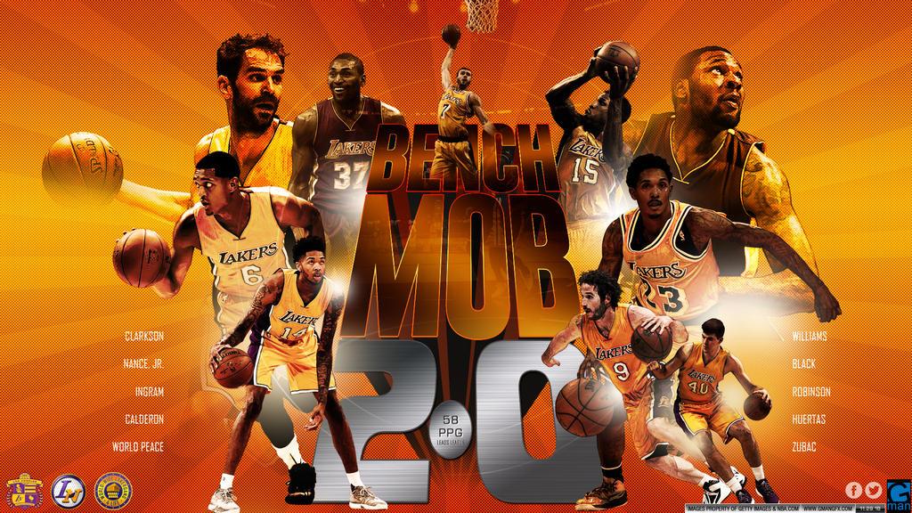 Bench Mob 2.0 by YaDig