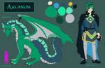 Prince Arcanum - Dragons of Ataraxia