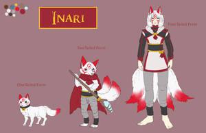Inari - The Malachite Dragon by Goddess-of-Gales