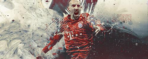 Franck Ribery by ardianARTs