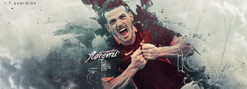 Alessandro Florenzi Collab by ardianARTs