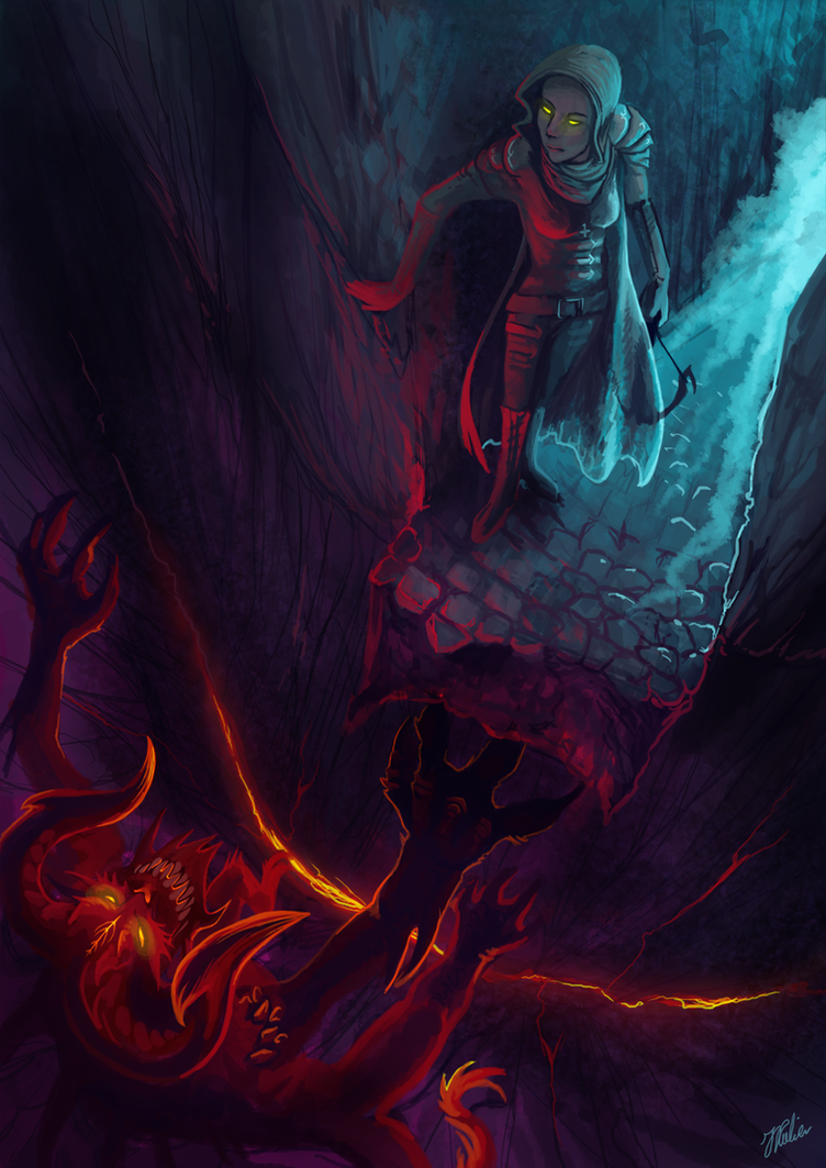 Diablo 3 by Leundra