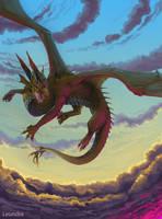 Zodac the beast by Leundra