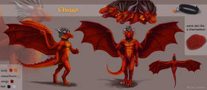 Character sheet: Chiyo