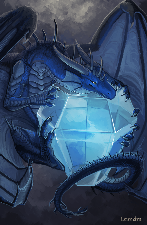 Dragons best friend by Leundra