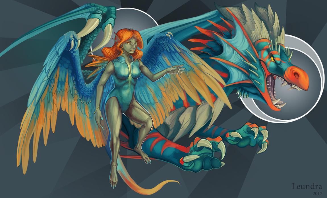 Atraxa by Leundra