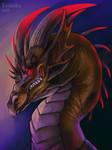 Zodac the mad dragon