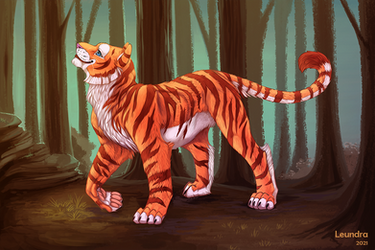 Charmy the Tigress