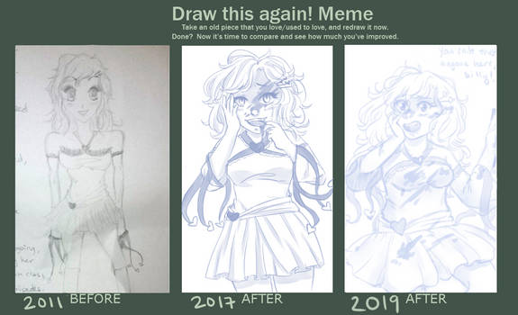 Draw This Again - 2019 by indidere