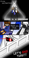 BACKTALE -Chapter 3 Part 37 by ZhimaChen