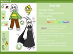 BACKTALE Asriel