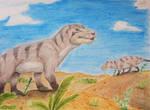 Triassic dog