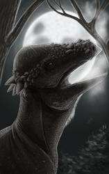 The Night of the Pachycephalosaur
