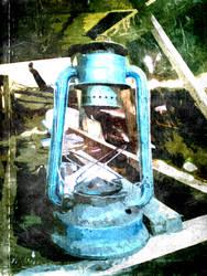 forgotten lantern by rnjoschua