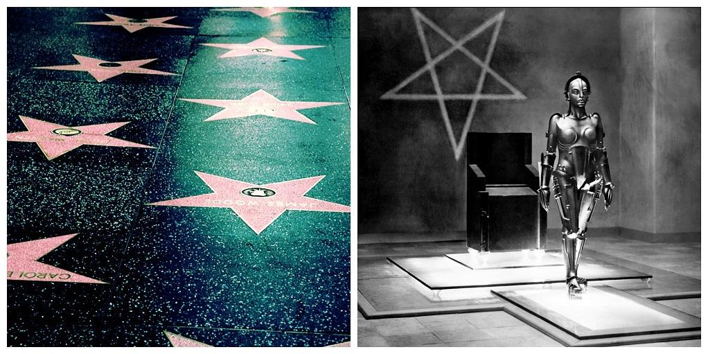 Hollywood Pentagrams - Copy by QuietW8