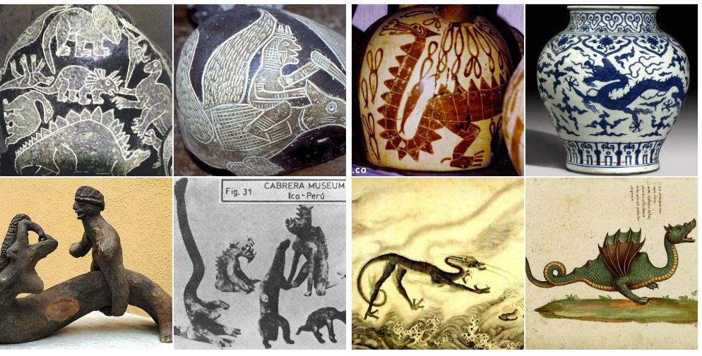 DinoDragonArtifacts by QuietW8