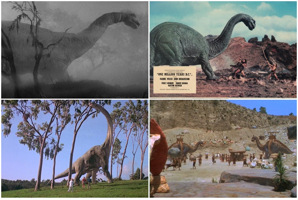 HollywoodDinosaurs by QuietW8