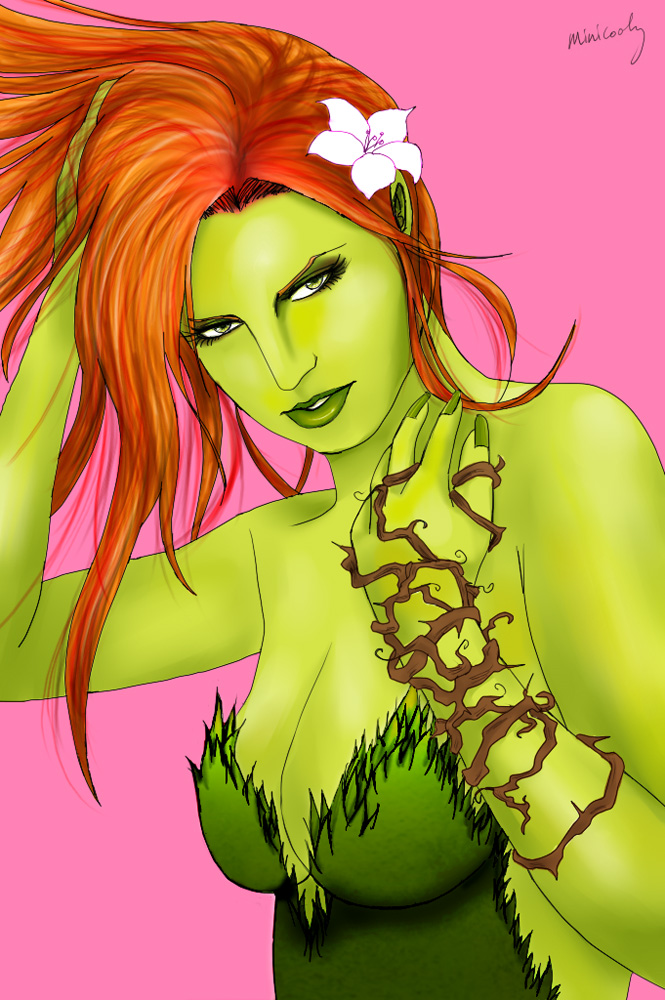 Poison Ivy by minicooly