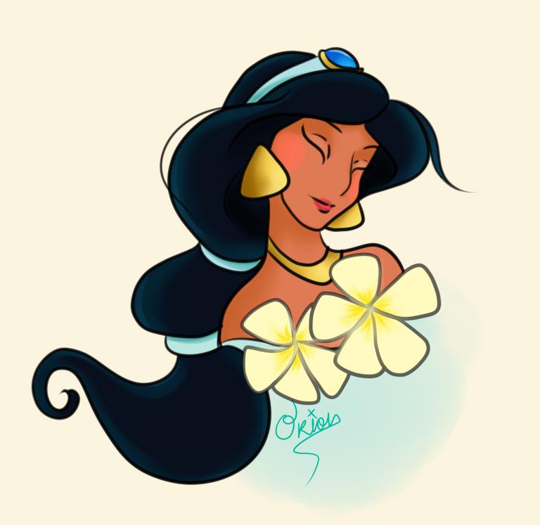 Jasmine by Orionwitch