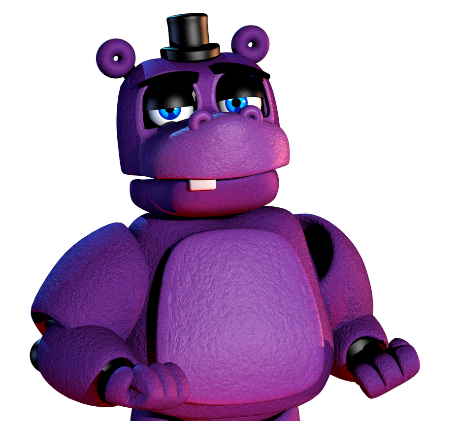 Look out, I think Mr Hippo likes you- by toxic-operator on